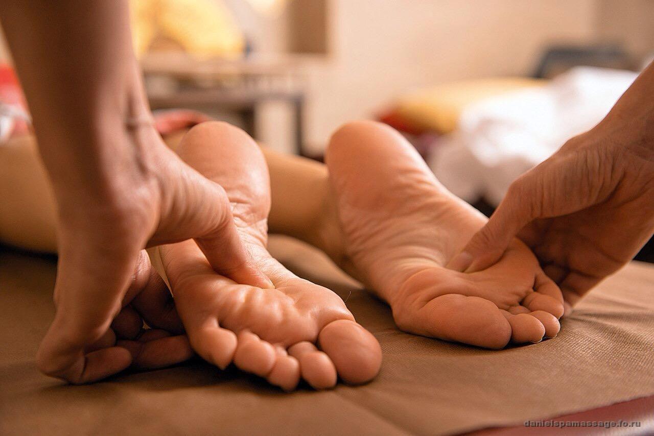 Точечный массаж при радикулите