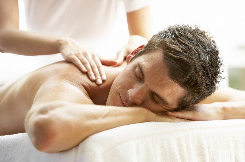 Общий вид массажа