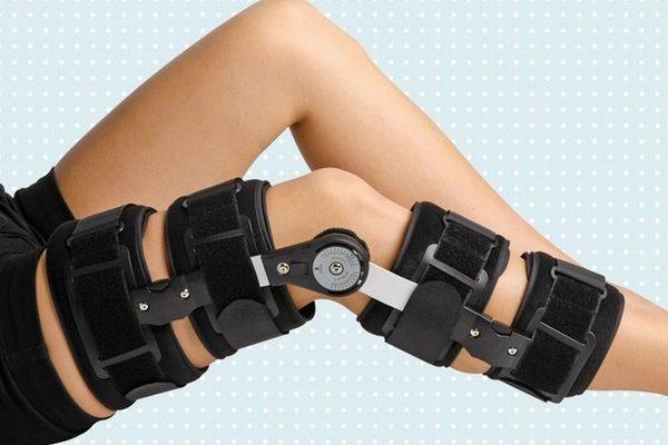 Магнитный наколенник при артрозе коленного сустава