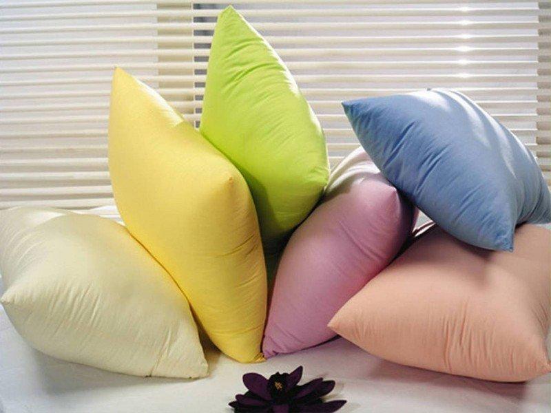 Лучший наполнитель для подушки