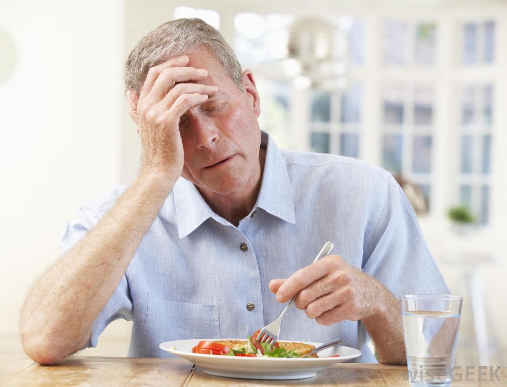 Утомляемость и потеря аппетита