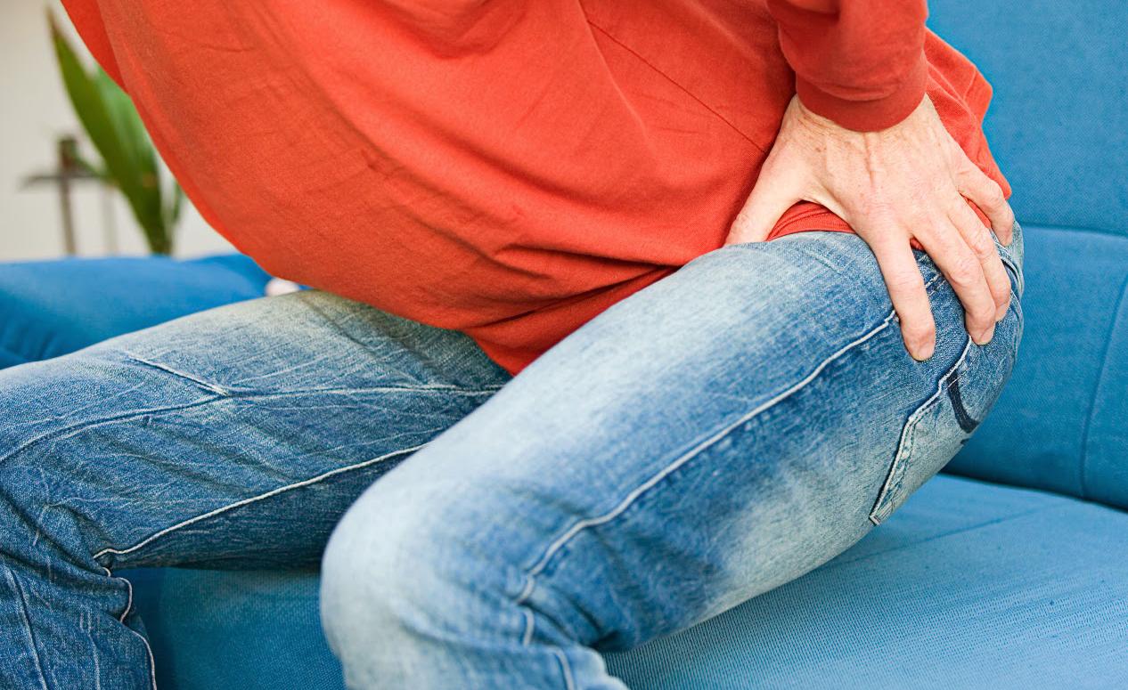 Остехондроз копчика симптомы