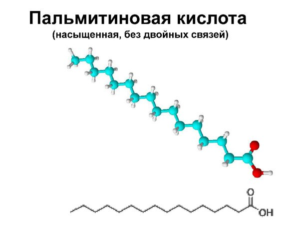 Пальмитиновая кислота