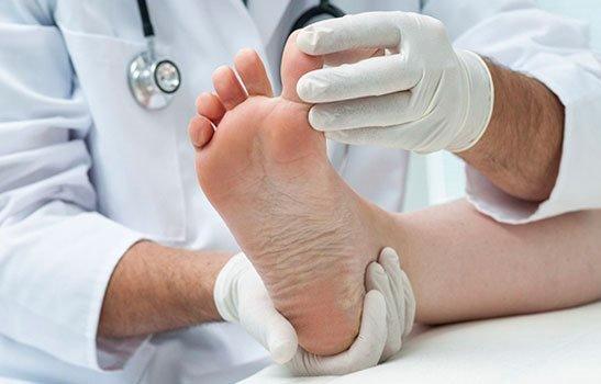 Причины перелома пальца на ноге