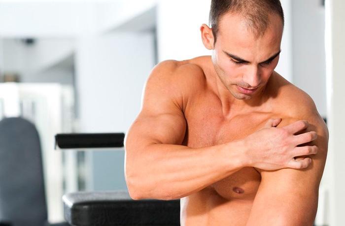Операции на плечевом суставе