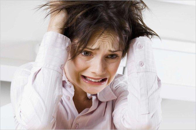 Постоянные стрессовые ситуации