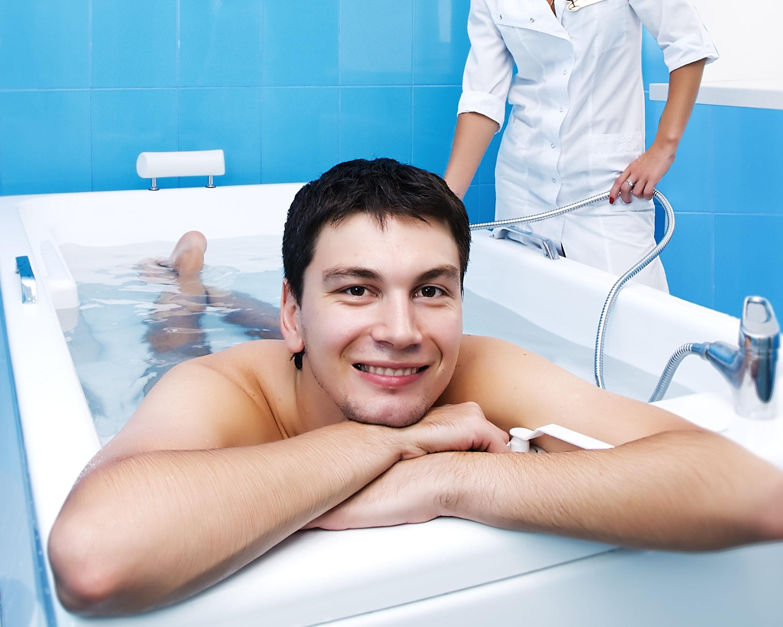 Лечение грыжи в санатории