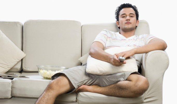 Малоактивный и сидячий образ жизни