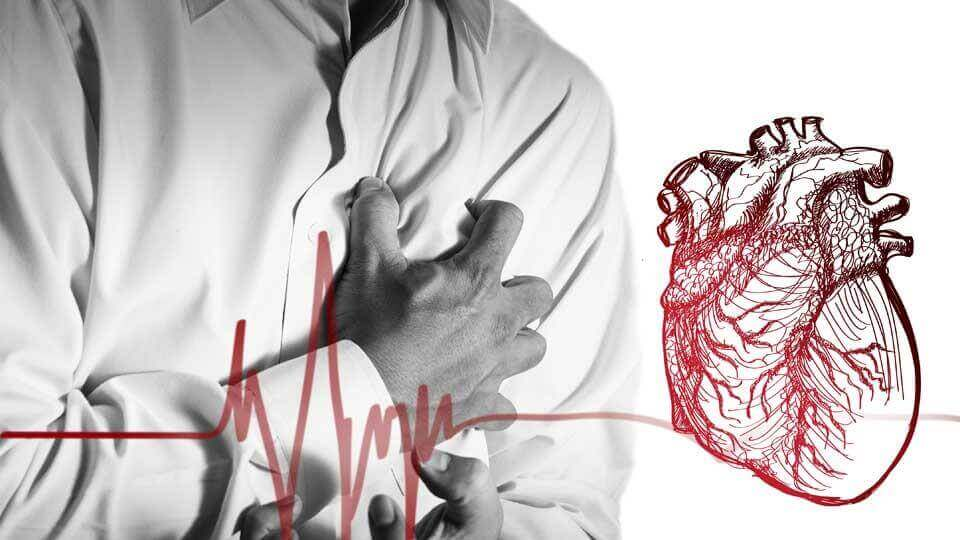 Болит сердце при остеохондрозе