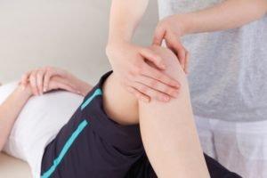 Лечебная гимнастика снимает болевой синдром