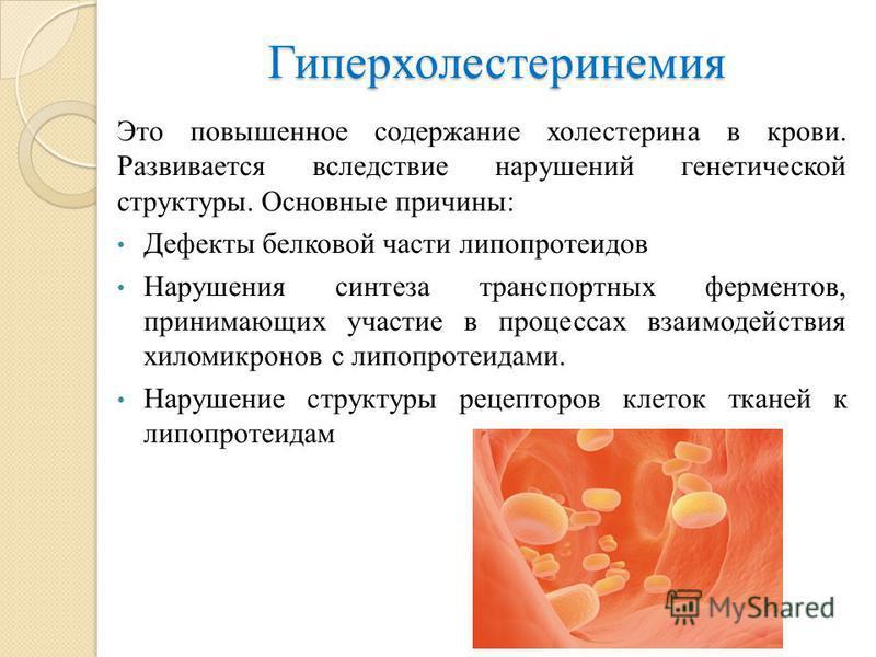 Комбинированная гиперхолестеринемия