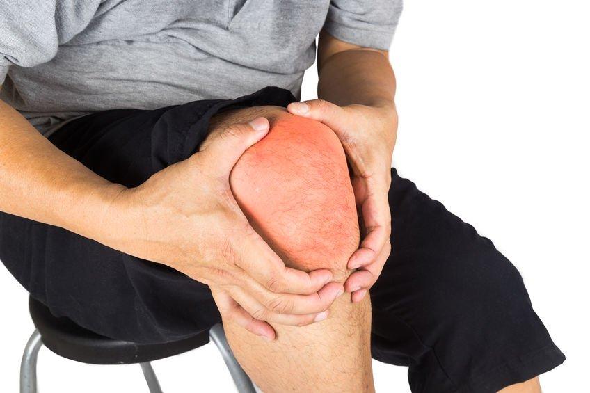 Причины болезненности в коленях