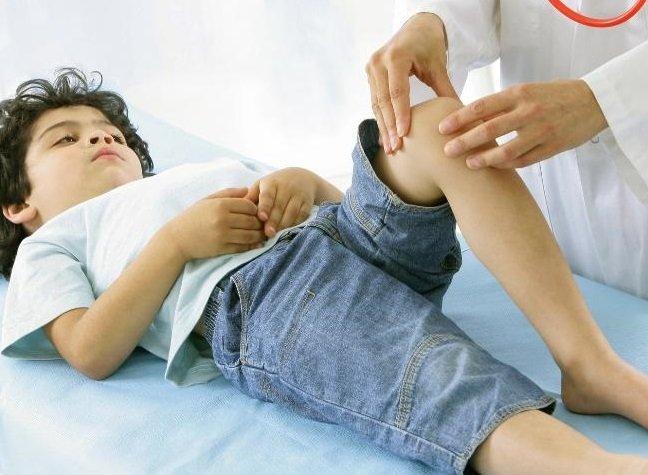 Артропатия у детей