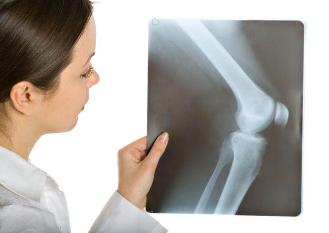 Если сустав в поврежденном месте отказывается функционировать