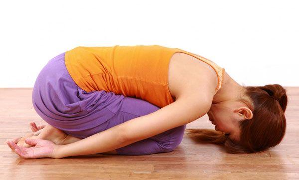 Йога при остеохондрозе грудного отдела
