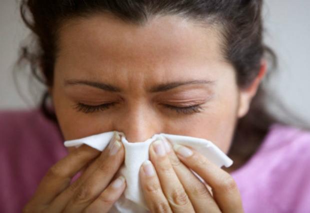 Обострение аллергических реакций