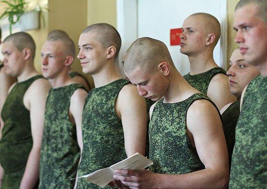 По направлению от военкомата пройти дополнительные исследования