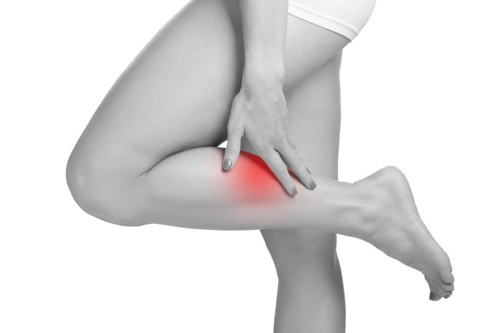 Болят ноги от колена до ступни